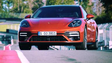 Auto Mobil - Thema U. A.: Porsche Panamera Mit Lance