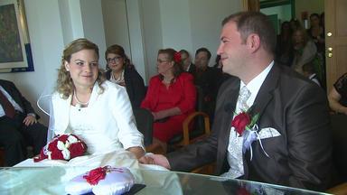 4 Hochzeiten Und Eine Traumreise - Tag 2: Daniela Und Markus, Lampertheim
