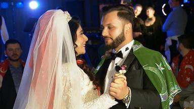 4 Hochzeiten Und Eine Traumreise - Tag 1: Merve Und Fatih, Bad D\u00fcrkheim