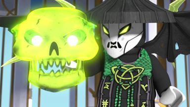 Ninjago - Abenteuer In Neuen Welten - Der Totenkopf-zauberer