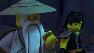 Ninjago - Abenteuer In Neuen Welten - Cole Und Sein Element