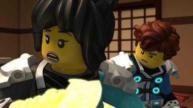 Ninjago - Abenteuer In Neuen Welten - Der Tempel Des Irrsinns