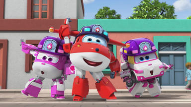 Super Wings - Der Riesen-burrito