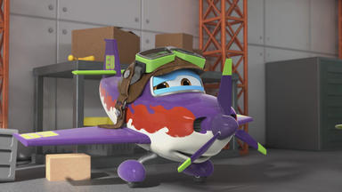 Super Wings - Jett Das Stuntflugzeug