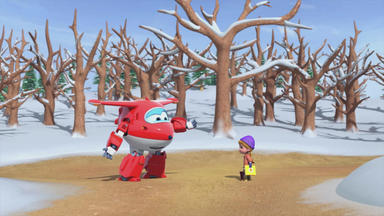 Super Wings - Klebriges Chaos In Kanada