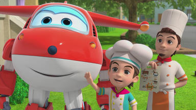 Super Wings - Chaos Am Imbisswagen