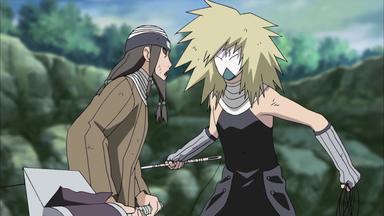 Naruto Shippuden - Die Bedrohung: Das Duo Jinpachi-kushimaru