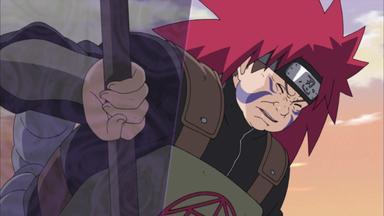 Naruto Shippuden - Gedo Mazos Angriff