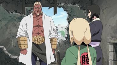Naruto Shippuden - Der Mann, Der Den Einsatz Wert Ist