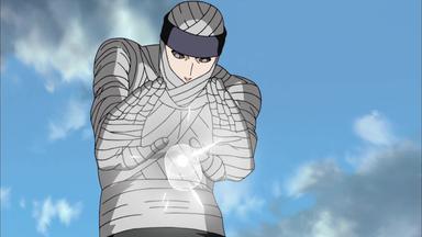 Naruto Shippuden - Der Mizukage, Die Riesenmuschel Und Die Fata Morgana