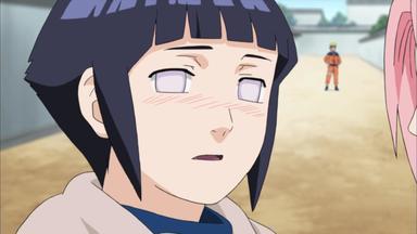 Naruto Shippuden - Augen Des Herzens