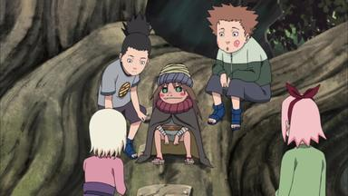 Naruto Shippuden - Trauriger Regen Bei Heiterem Himmel