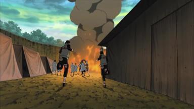 Naruto Shippuden - Im Mondlicht Verschwinden