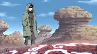 Naruto Shippuden - Shino Gegen Torune