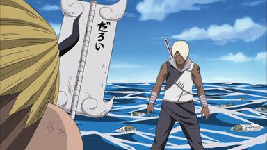 Naruto Shippuden - Das Verbotene Wort