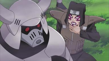 Naruto Shippuden - Mifune Gegen Hanzo