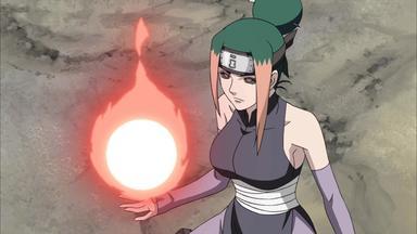 Naruto Shippuden - Die Shakuton-anwenderin Pakura Aus Suna-gakure