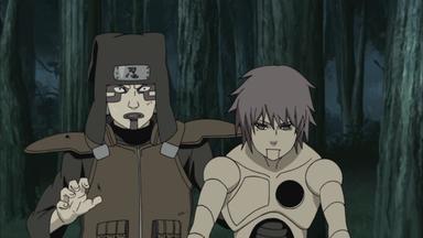 Naruto Shippuden - Die ästhetik Eines Künstlers