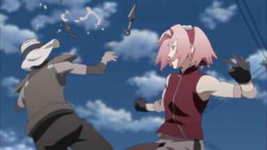 Naruto Shippuden - Chikara - Folge 3