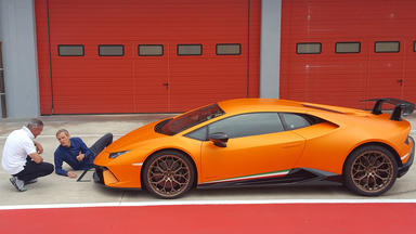 Grip - Das Motormagazin - Der Neue Lamborghini Hurac\u00e1n Performante