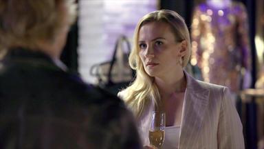Alles Was Zählt - Finns Vermittlungsversuch Endet Im Streit Mit Isabelle