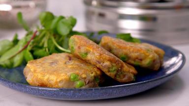 Die Besten Rezepte Der Indischen Küche - Knusprige Bombay-kartoffelpuffer
