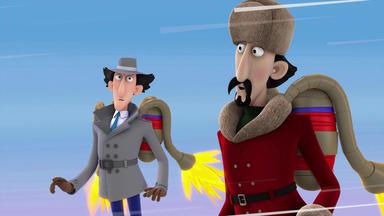Inspector Gadget - Der Russische Agent \/ Eine Gefährliche Busfahrt