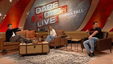 Darf Er Das? - Die Chris Tall Show - Folge 2