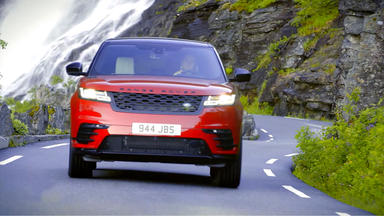 Auto Mobil - Thema U.a.: Fahrbericht Range Rover Velar