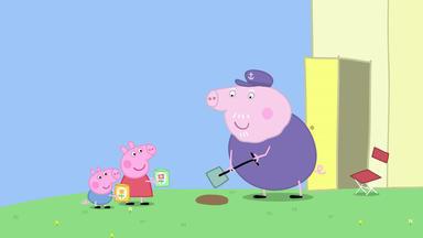 Peppa Pig - Ein Garten Für Peppa Und Schorsch
