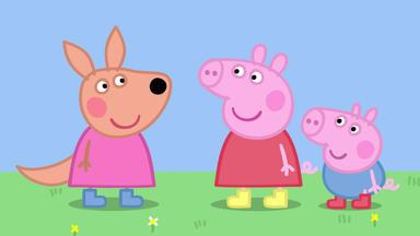 Peppa Pig - Katinka Känguru