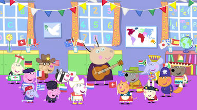 Peppa Pig - Der Internationale Tag