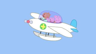 Peppa Pig - Die Fliegende Tierärztin