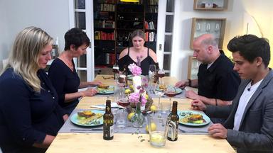Das Perfekte Dinner - Gruppe G\u00f6ttingen: Tag 1 \/ Marolina