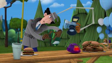 Inspector Gadget - Der Picknick-maulwurf \/ Das Supertalent