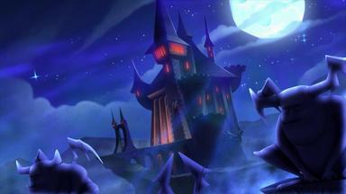 Inspector Gadget - Zu Besuch Bei Dracula \/ Die Rotzeritis
