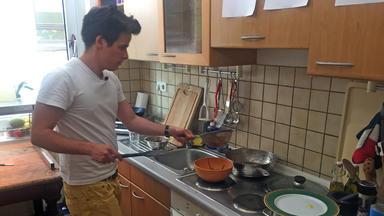 Das Perfekte Dinner - Gruppe G\u00f6ttingen: Tag 4 \/ Michael