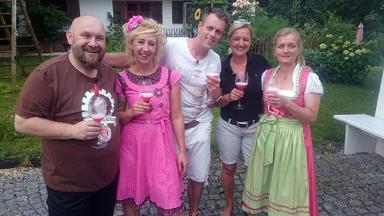 Das Perfekte Dinner - Gruppe Chiemgau: Tag 5 \/ Rosemarie