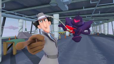 Inspector Gadget - Wolkenkratzer-alarm \/ Die Alien-attacke