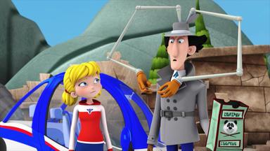 Inspector Gadget - Das Orakel \/ Bildschirmalbtraum