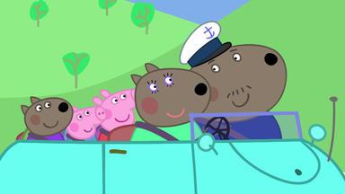 Peppa Pig - Das Kanalboot