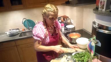 Das Perfekte Dinner - Gruppe Chiemgau: Tag 1 \/ Josefa