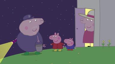 Peppa Pig - Tiere In Der Nacht
