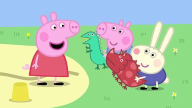 Peppa Pig - Der Sandkasten