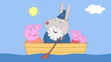 Peppa Pig - Das Kleine Boot