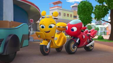 Ricky Zoom - Bike Buddys Superschneller Lieferdienst