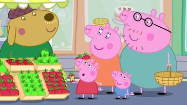 Peppa Pig - Der Wochenmarkt