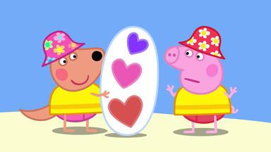 Peppa Pig - Surfen Lernen