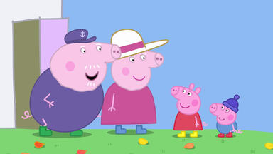 Peppa Pig - Georges Bommelmütze