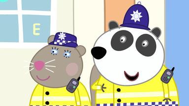 Peppa Pig - Die Polizei
